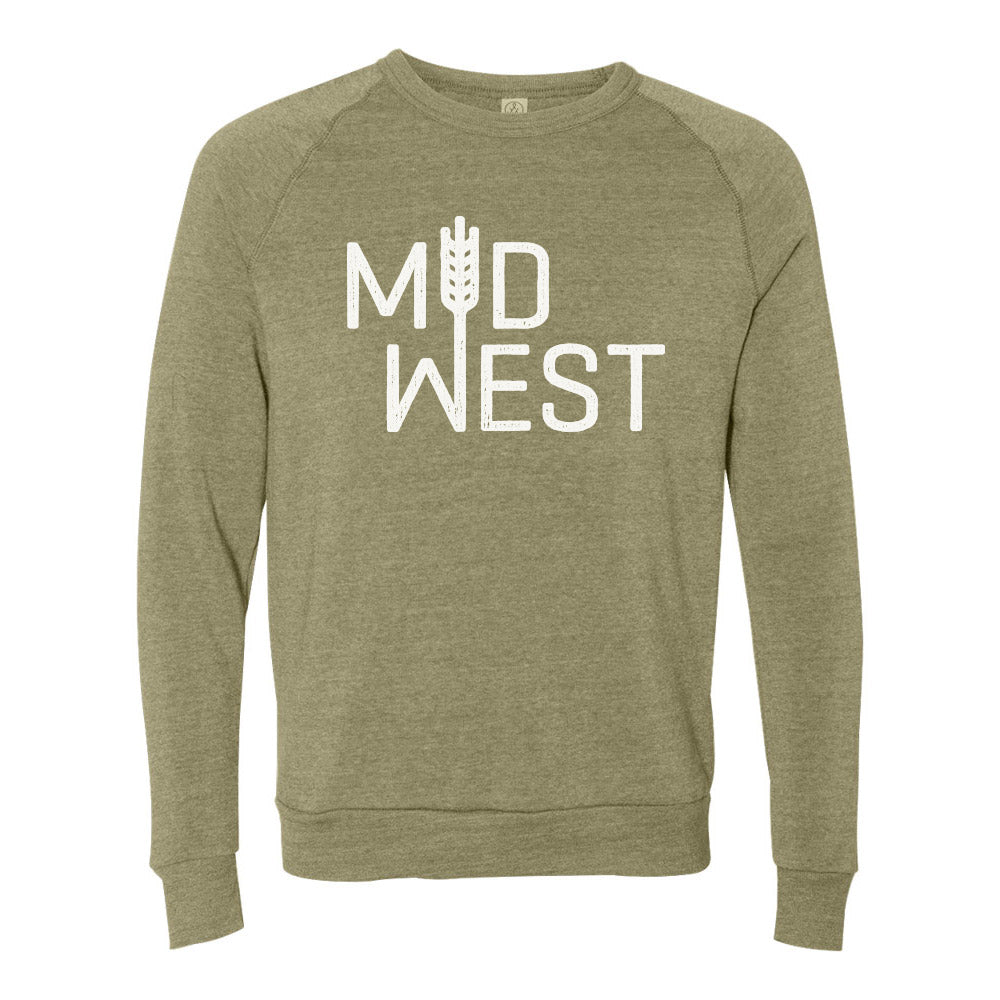 Midwest Sweatshirt (Army Green)