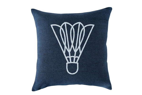 Shuttlecock Pillow Cover