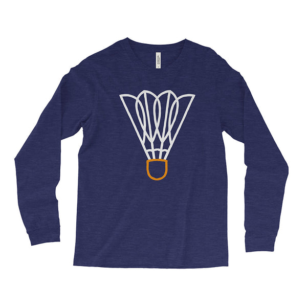 Shuttlecock Long-Sleeve Tee