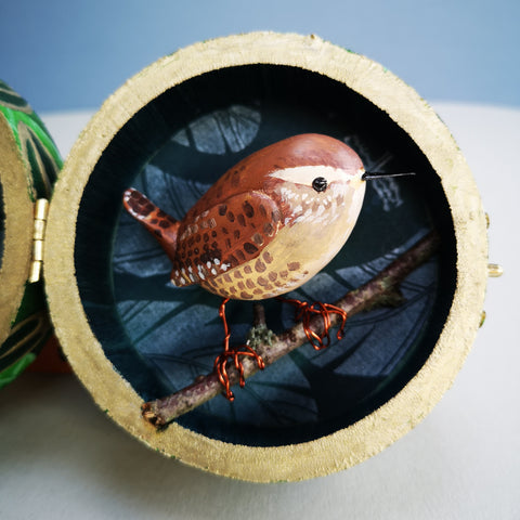 Bird Art Boxes