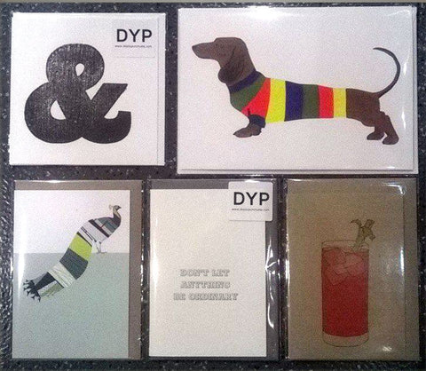 DYP cards