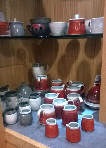 Down Arts pottery