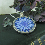 agapanthus necklace