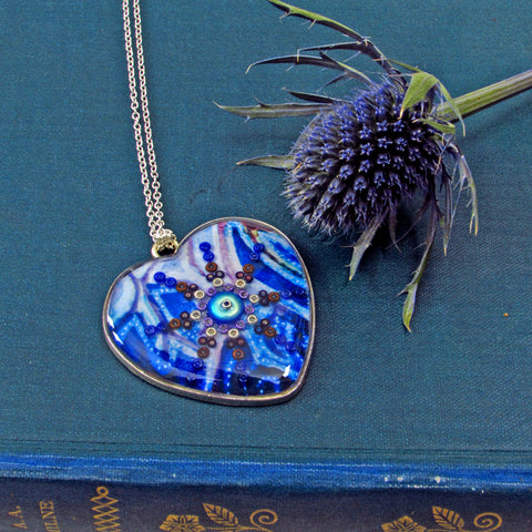 Inspire - pendant and necklace