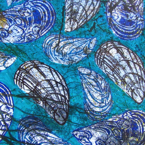 Mussel Giclee print