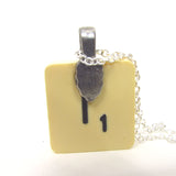 Joy - Scrabble tile necklace
