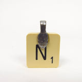 Botanic - Scrabble tile necklace