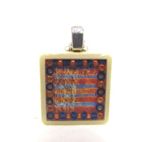 Glimmer - Scrabble tile necklace