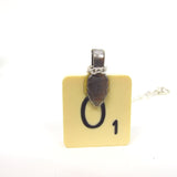Festival - Scrabble tile necklace