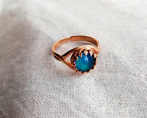 Bague d'humeur Chrysolina - Chic Or