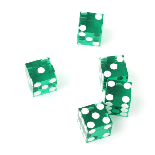 Casino Craps Dice