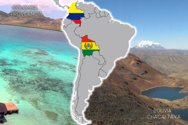 COLBOL14 GROUP | Colombia-Bolivia 14 days