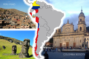 COLPECH21 GROUP | Colombia-Peru-Chile 21 days