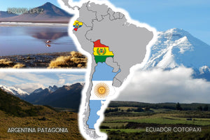ECUBOAR21 GROUP | Ecuador-Bolivia-Argentina 21 days