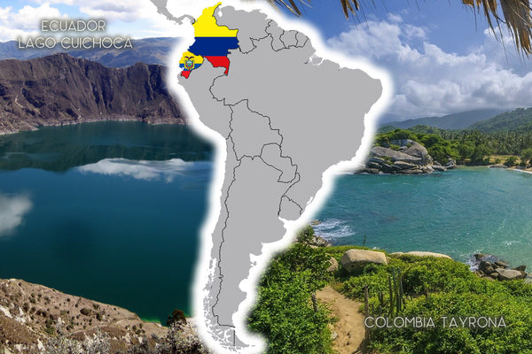 ECUCO14 GROUP | Ecuador-Colombia 14 days