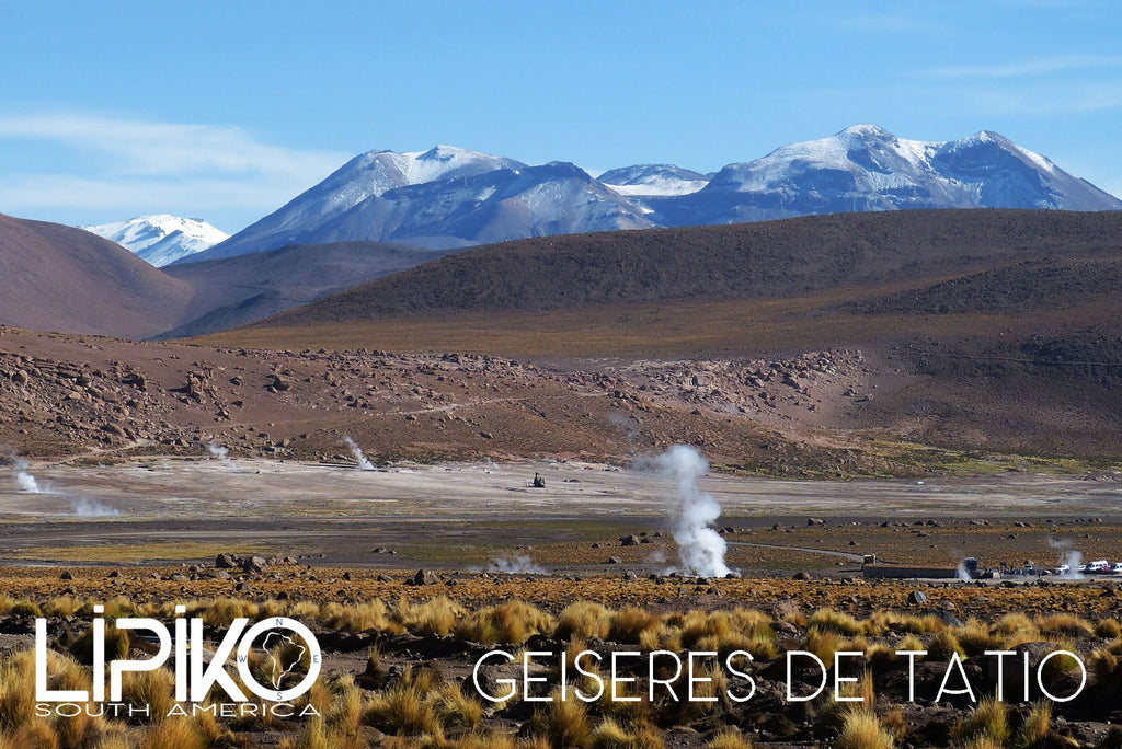 photo-Geiseres de Tatio