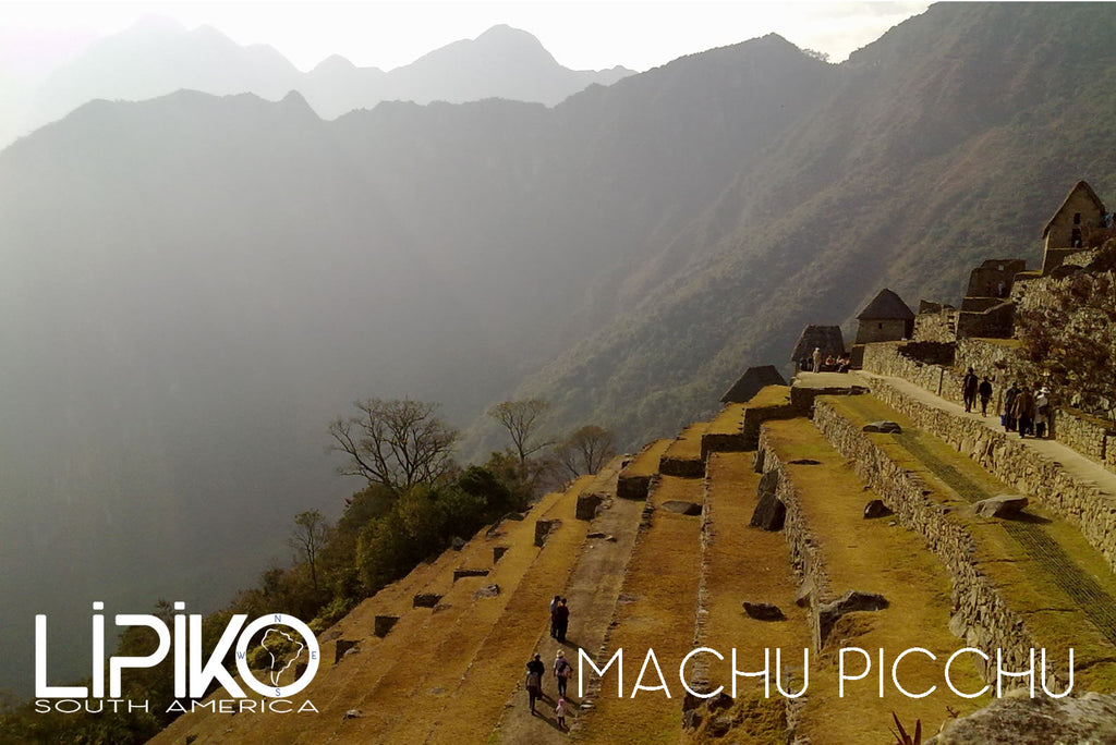 photo-Machu Picchu