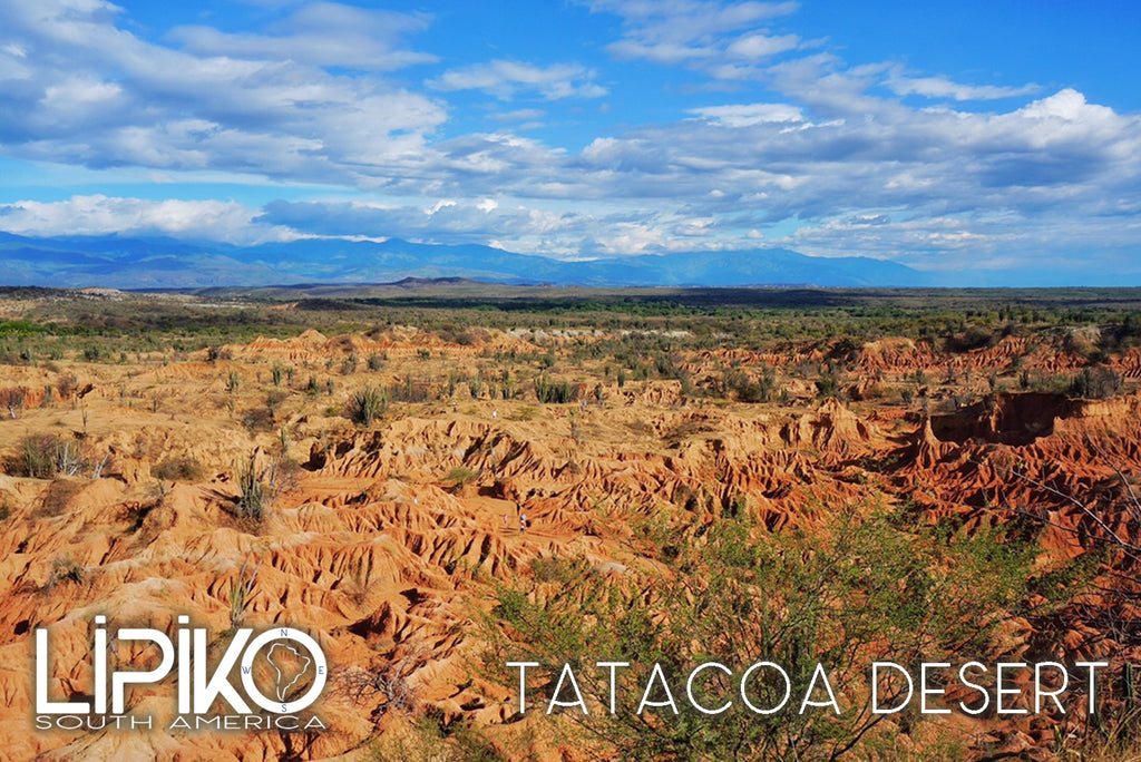 Photo Tatacoa desert