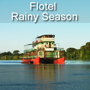 Flotel Riverboat 5 days  (November to April) - Code: BOAFLNA5