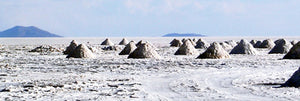 La Paz - (Uyuni Salt Flats) - La Paz  (by plane)  (total of 4 days) - Code: SLPBLPBAG3