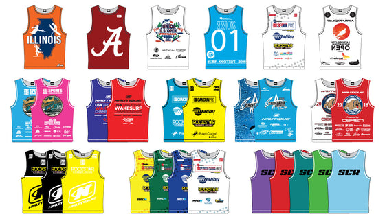 Competition and Team Bibs