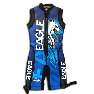 Eagle Jr. Bird of Prey Barefoot Suit-2018