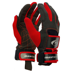 Tournament Ski Gloves (2 pairs in package)