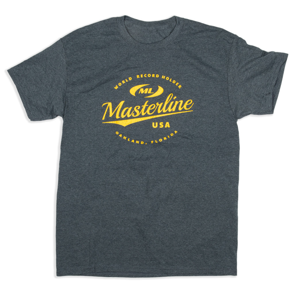 Masterline Logo T-Shirt