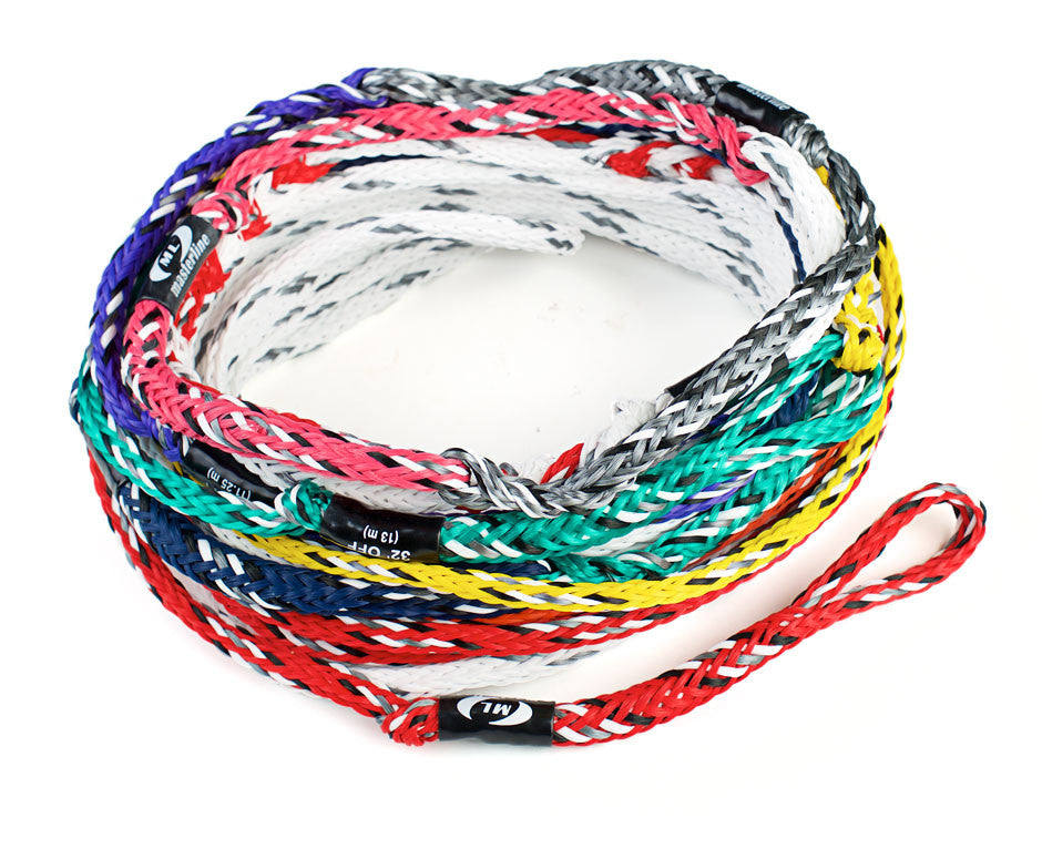 Masterline | Dlx 9.25M Slide Loop Mainline Water Ski Rope | Water Ski Accessories, Water Ski Ropes, Equipment