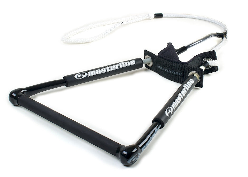 Masterline | Pro Front Toe Harness | Custom water ski handle Water Ski Accessories, Ropes & Equipment