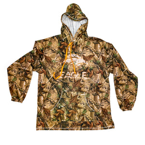 Eagle Camo2 Long Sleeve Sun Protection Hoodie