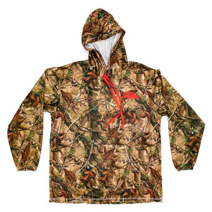 Eagle Camo1 Long Sleeve Sun Protection Hoodie
