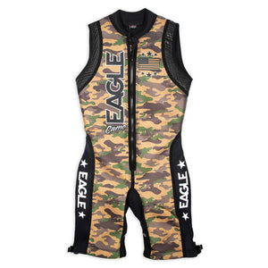 Eagle Army Camo Barefoot Suit