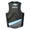 Eagle Apex Mens Water Ski Vest - Light Blue - Back