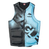Eagle Overspray Mens Water Ski Vest - Light Blue