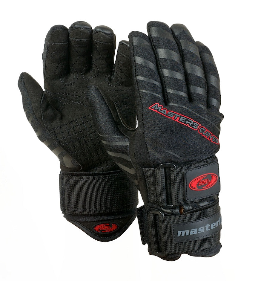 Masterline | Masters Curves Water Ski Gloves | Water Ski Gloves, Accessories & Equipment