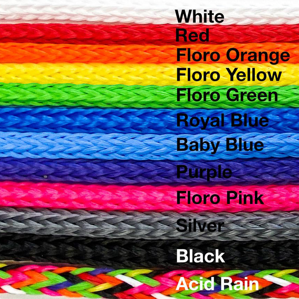 10MM Poly-Propylene Bulk Rope - Solid Colors