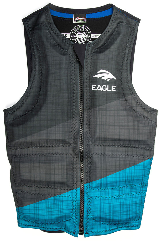 Masterline | Eagle Mens Scratch Water Ski Vest | Eagle Mens Wetsuit, Water ski accessories