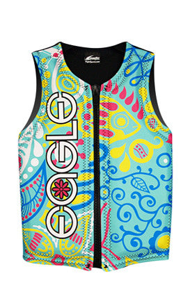 Masterline | Junior Eagle Sensation Water Ski Vest | Jr Wetsuits