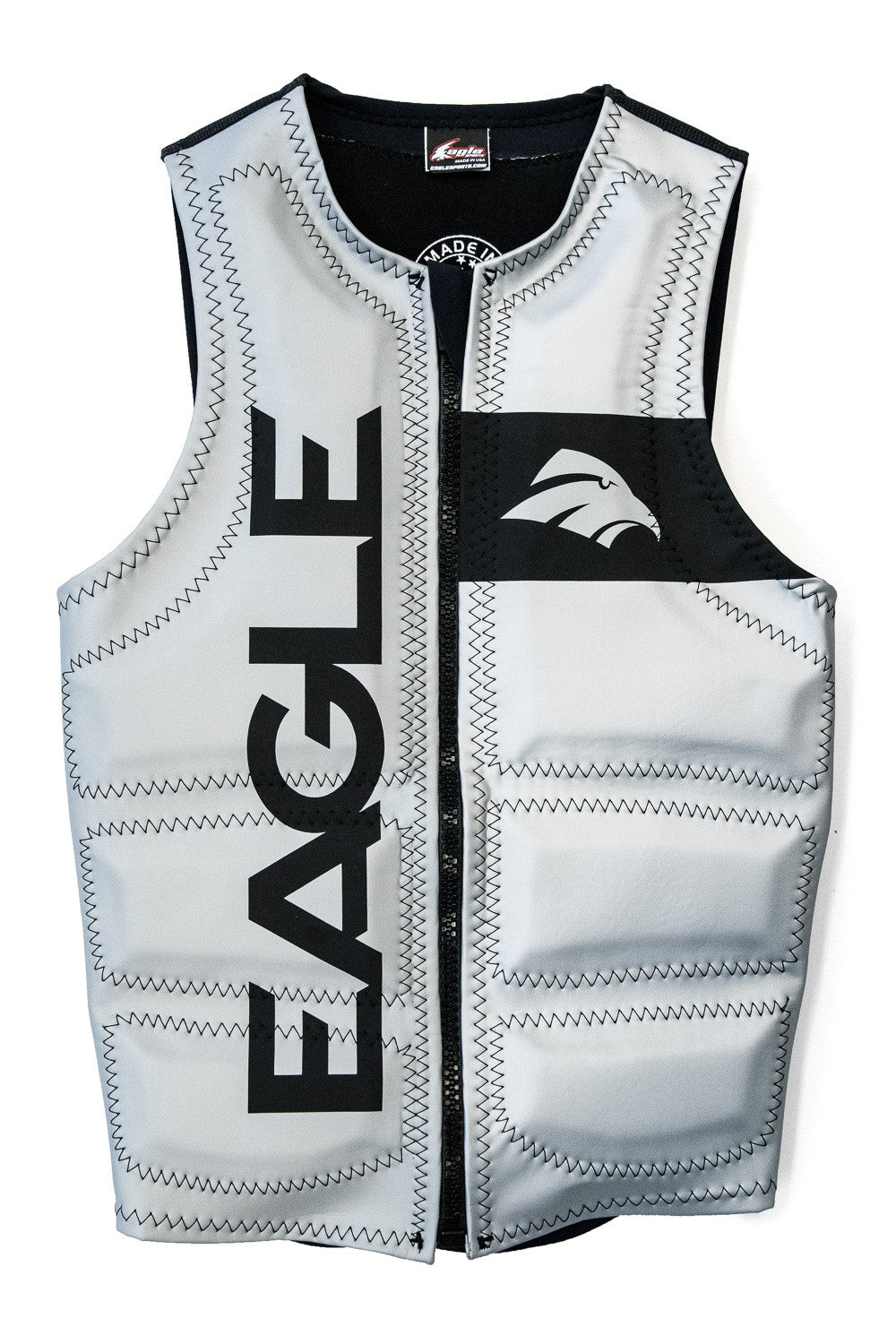Masterline | Eagle Platinum Vest | Eagle Mens Waterski Vest, Water ski accessories
