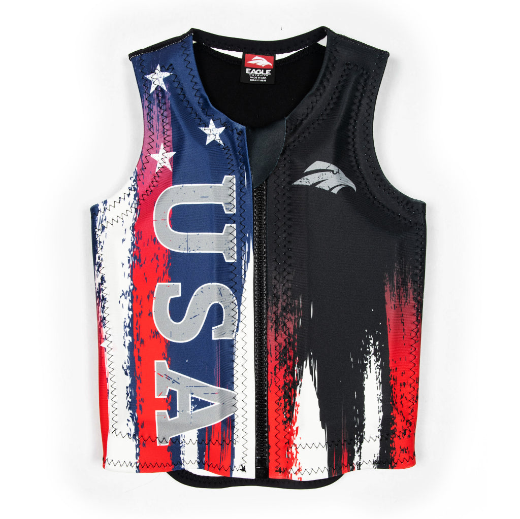 2021 Eagle Jr USA Vest