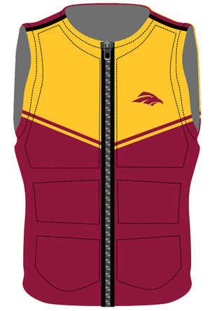 Eagle Apex Mens Waterski Vest - ASU