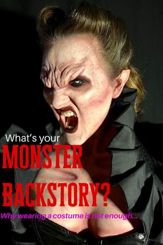 What's your Monster Backstory?