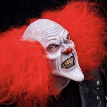 The Scream Team Clown | Foam Latex Prosthetic
