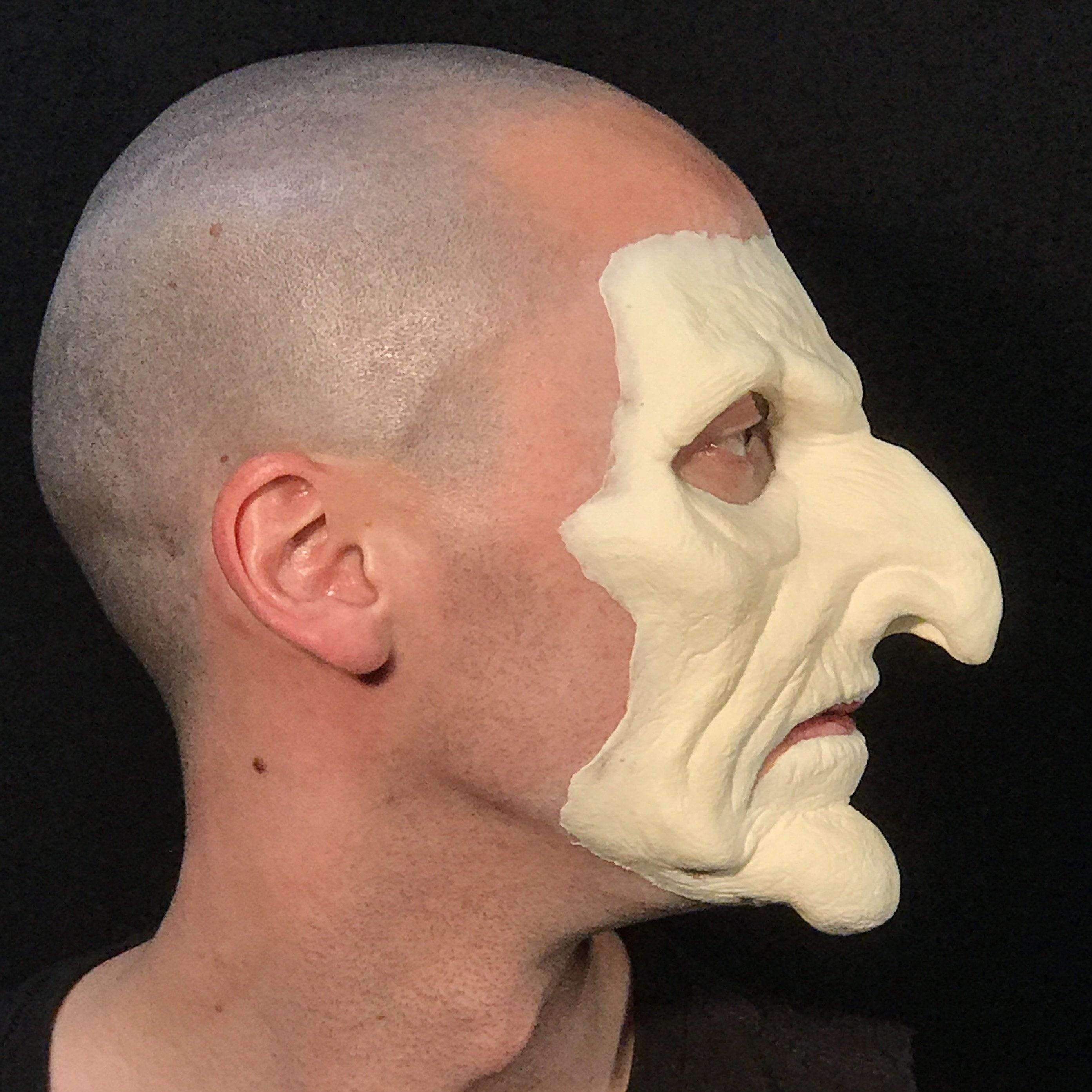 The Scream Team Devious | Foam Latex Prosthetic