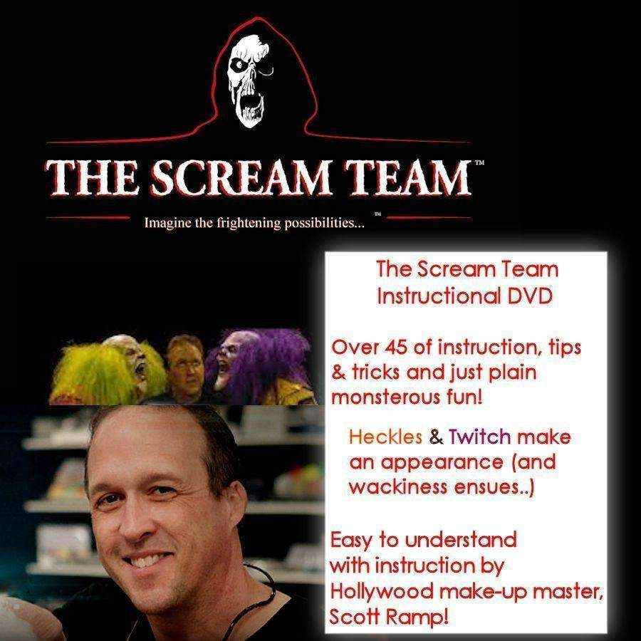 The Scream Team Digital Download: The Scream Team Instructional Video : 1.25 hour running time