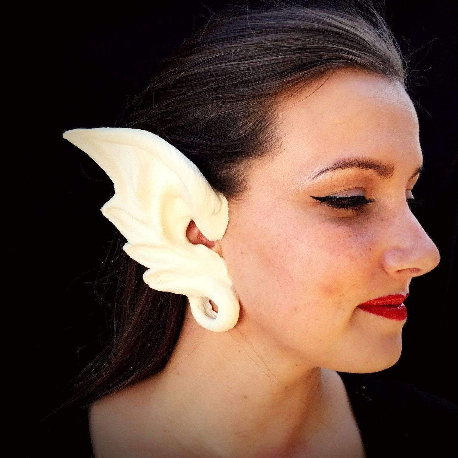 The Scream Team Ears | Monster Gauge Ears | Foam Latex Prosthetic