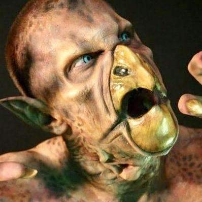 The Scream Team Raptor | Foam Latex Prosthetic