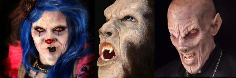 The Scream Team | Halloween Masks? Better | Foam Latex Appliances