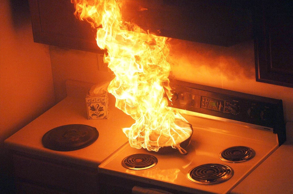 Fire Safety in the Kitchen: Tips to Avoid Cooking Fires